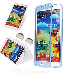 Voor Samsung Galaxy Note Stofbestendig hoesje Volledige behuizing hoesje Effen kleur TPU Samsung Note 4
