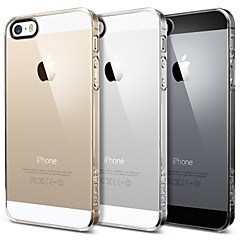 아이폰 5 / 아이폰 5S 호환 투명한 뒷면 커버