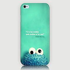 Eyeball Pattern Back Case for iPhone5/5s
