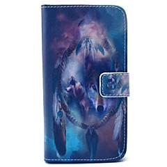 For Samsung Galaxy etui Pung Kortholder Med stativ Etui Heldækkende Etui Dyr Hårdt Kunstlæder for SamsungS6 edge S6 S5 Mini S5 S4 Mini S4