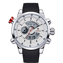 Men's fashionable watches quartz watch waterproof LED multifunction(Assorted Colors) Cool Watch Unique Watch