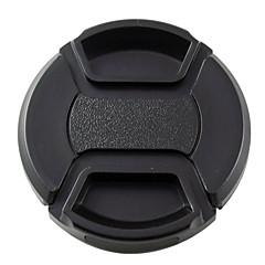 mengs® 58mm snap-on lensdop dekking met koord / riem voor nikon canon en sony