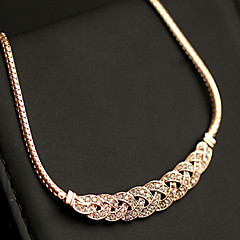 Europe And America Style Atmosphere Necklace(More Colors)