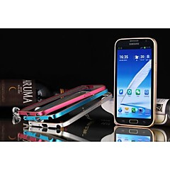 Special Design Metal Bumper for Samsung Galaxy Note 2 N7100(Assorted Colors)