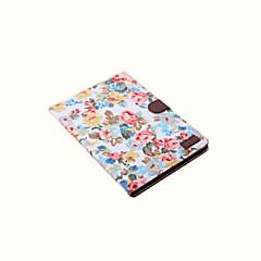iPad mini 3/iPad mini/iPad mini 2 compatible Flower Special Design PU Leather Cases