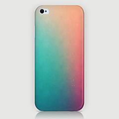 Na Etui iPhone 5 Etui Pokrowce Other Etui na tył Kılıf Przejście kolorów Twarde PC na iPhone SE/5s iPhone 5