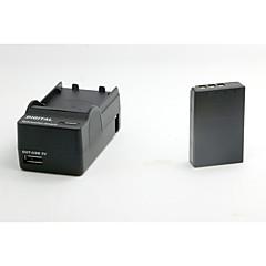 BCS-1 multifonctions Chargeur de batterie BLS1 pour Olympus E-PL1 EPL1 EPL2 epl3 ep1 ep2 ep3 pl5 PM1 PM2 pm3 caméra