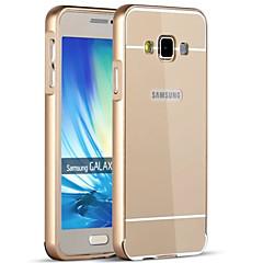 Varten Samsung Galaxy kotelo Pinnoitus Etui Takakuori Etui Yksivärinen Kova Akryyli varten SamsungA9(2016) / A7(2016) / A5(2016) /