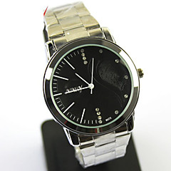 Men's Alloy Band Casual Active Watch (Assorted Colors)