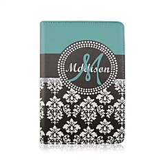Nostalgic Memories 360° Turnable PU Leather Full Body Case with Stand for The new iPad/iPad 4