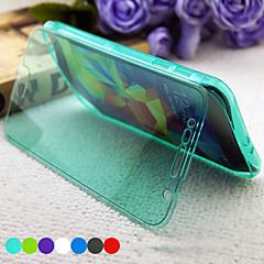 Iso d näköetäisyydellistä tpu läppä koko kehon suojakotelo Samsung Galaxy S6 g9200 (valikoituja värejä)