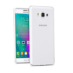 Transparent Back Case Cover for Samsung Galaxy A5