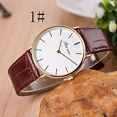 Men's Watches  Fashion Luxury Leisure Belt Alloy Quartz Watch Cool Watch Unique Watch