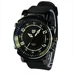 Men's  Watch Quartz(Assorted Colors)