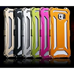 Metal Aluminum Transformers Bumper OPS Case Cover for SAMSUNG GALAXY S6 (Assorted Colors)