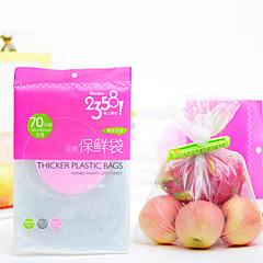 70pcs Quality Food Saver Vacuum Thicker Plastic Bag
