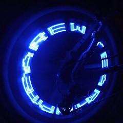 Cykellyktor Cykellyktor / LED Glödlampor LED 400 Lumen Batteri Rektangulär Vit Cykling