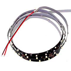 SENCART 1.2 M 90 3528 SMD Wit Knipbaar/Dimbaar/Koppelbaar/Geschikt voor voertuigen/Zelfklevend 5 W Flexibele LED-verlichtingsstrips DC12 V