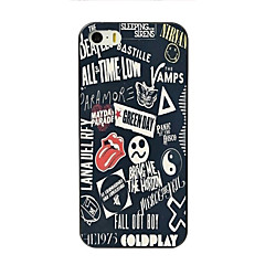 Kompatibilitás iPhone 8 iPhone 8 Plus iPhone 7 iPhone 7 Plus iPhone 6 iPhone 6 Plus iPhone 5 tok tokok Minta Hátlap Case Szó / bölcselet