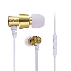 AWEI - S60Hi - Ακουστικά Κεφαλής - για Ενσύρματο - ΑκουστικάΚεφαλής(Με Λουράκι στο Κεφάλι) -Με Μικρόφωνο/DJ/Έλεγχος Έντασης/Ηλεκτρονικό