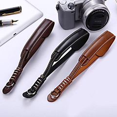 New L2-CF Wrist Starp Hand Starp for All D.Camera Nikon Canon Sony Olympus(Coffe/Black/Brown)