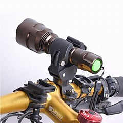 Cykel Cykelfäste Mountainbike Justerbar Svart Plast