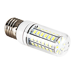 12W E26/E27 LED Corn Lights T 56 SMD 5730 1200 lm Natural White AC 220-240 V