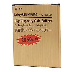 2850 - 삼성 - Samsung S4 Mini I9190/S4 mini - 교체 용 배터리 - S4mini - 아니요