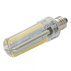 YWXLIGHT® Dimmable E11 10W 152x3014SMD 1000LM Warm/Cool White Light LED Corn Bulb (AC110/220V)