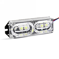 Merdia 706 2W 40LM Red/ Blue Light Brake Light / Decorative Lights/Daytime Running Lights for Car(1 PCS/12V)