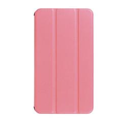 7 tuuman kolminkertainen taittuva malli korkealaatuinen PU nahkakotelo Huawei MediaPad t1 t1-701u (eri värejä)