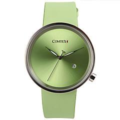 COMTEX s6199g-6 mode dame grote wijzerplaat quartz horloge