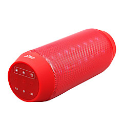 BQ-615 High Quality  LED Discolor Bluetooth Speaker with TF Port /FM Radio for Iphone/MP3/Computer and Others(Assorted Color)