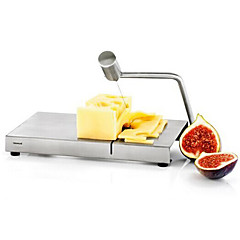 Stainless Steel Board Cheese Slicer with Extra Wires (Random Color)