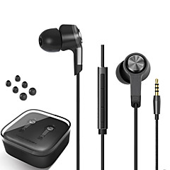 Original X88M Sport Wired 3.5MM Hi-fi stereo headphones Professional Concert Earphone Noise isolate Bass for Samsung S6