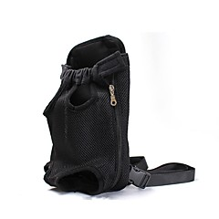 FUN OF PETS®Dog Front Chest Backpack Pet Bag Five Holes Backpack Dog Outdoor Carrier Tote Bag Sling Holder Mesh