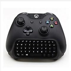 kinghan® mini-mensagem chatpad teclado controlador de jogos sem fio para xbox microsoft um controlador