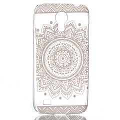Great Circle Flower Pattern Pierced Hard Back Case for Galaxy S6/S6 edge S5/S5Mini S4Mini S3Mini