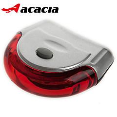 자전거 라이트 / 자전거 후미등 / 안전 등 - - 싸이클링 휴대성 버튼 전지 루멘 배터리 / USB 사이클링-아카시아®