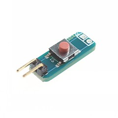 1 botón para ampliar módulo de teclado microcontrolador fuera