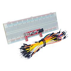 la planche à pain alimentation rouge le module 830 trou avancé grande planche à pain +65 ligne de pain coloré