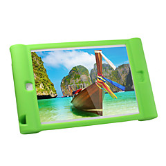 chinfai puhdas väri silikoni suojaava kotelo iPad Mini 1/2/3