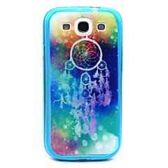 dreamcatcher acrylique motif de TPU doux étoiles pour Samsung Galaxy S3 / S4 galaxie / galaxie s5 / galaxie S6 / S6 galaxie bord