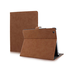 Grind Arenaceous PU Protective Case Cover with Stand for iPad 2/3/4(Assorted Colors)