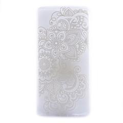 Για Samsung Galaxy Note Με σχέδια tok Πίσω Κάλυμμα tok Σχέδιο δαντέλα TPU Samsung Note 5