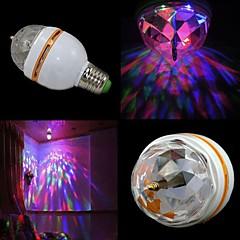lt-k11 roterende lyd aktivere laserprosjektør (260v.1xlaser projektor)