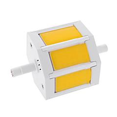 10W R7S LED-kolbepærer T 3 COB 650-750 lm Varm hvid Kold hvid Vekselstrøm 85-265 V 1 stk.