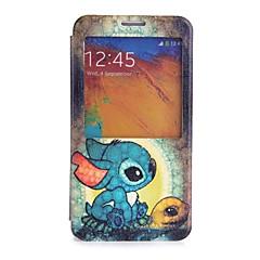 Cartoon Turtle model completa Corp de caz pentru Samsung I9600 S5