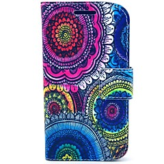Fashion PU Leather Flip Phone Case Cover for Samsung Galaxy Style Duos I8262D