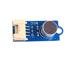 mikrofon zaj decibel hang érzékelővel mérőmodulhoz 3P / 4P interfész Arduino